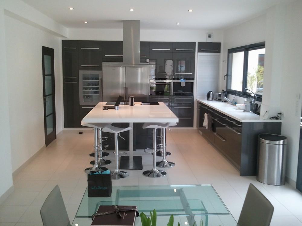 conception et r alisation de cuisines dans les yvelines l 39 eure paris hauts de seine l. Black Bedroom Furniture Sets. Home Design Ideas
