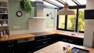 cuisiniste conception de cuisines yvelines hauts de seine essones eure eure et loir. Black Bedroom Furniture Sets. Home Design Ideas
